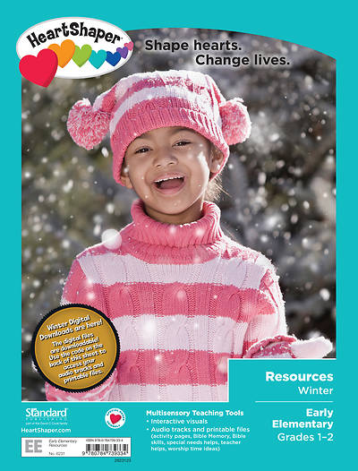 Picture of HeartShaper Early Elementary Resources Winter