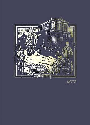 Picture of Net Abide Bible Journal - Acts, Paperback, Comfort Print