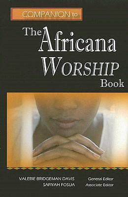Companion to the Africana Worship Book