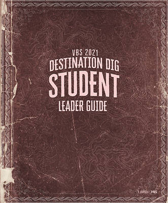 Picture of Vacation Bible School VBS 2021 Destination Dig Unearthing the Truth About Jesus Student Starter Kit
