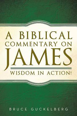Picture of A Biblical Commentary on James