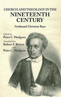 Picture of Church and Theology in the Nineteenth Century