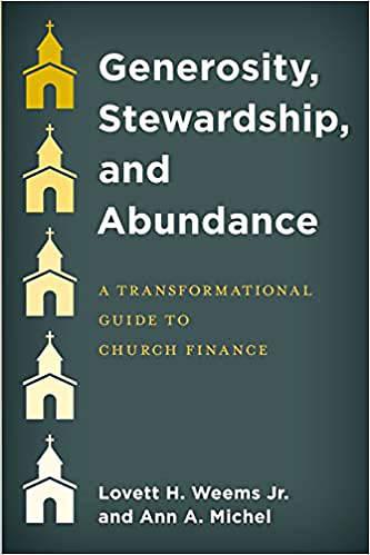 Picture of Generosity, Stewardship, and Abundance