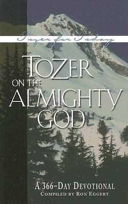 Picture of Tozer on the Almighty God