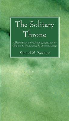 Picture of The Solitary Throne