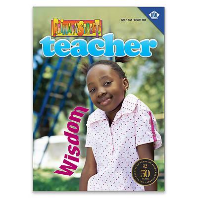 Picture of UMI Primary Street Teacher Summer 2020