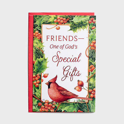 Picture of Marjolein Bastin Friends - God's Special Gift Boxed Christmas Cardss