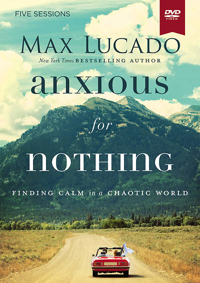 Picture of Anxious for Nothing Video Study DVD