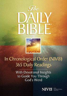 The Daily Bible® -- in Chronological Order (NIV®) [ePub Ebook]