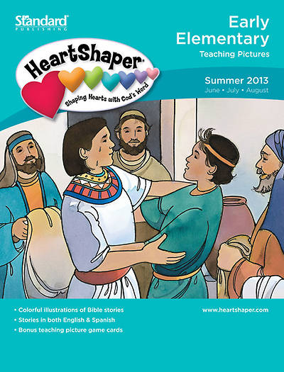 Standards HeartShaper Early Elementary Teaching Pictures Summer 2013