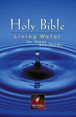 Picture of Living Water Bible New Living Translation