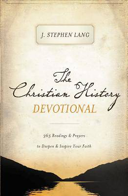 Picture of The Christian History Devotional