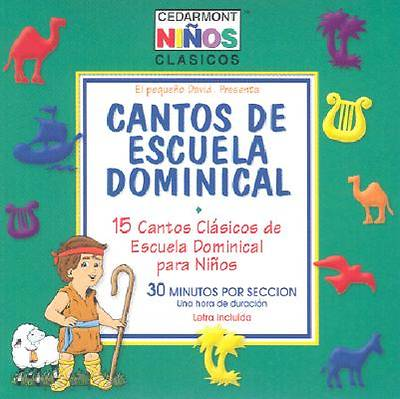Cantos de Escuela Dominical CD