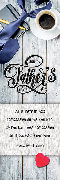 Picture of Happy Father's Day Bookmark (Pkg of 25)