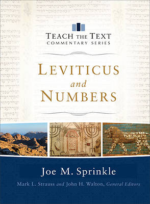 Picture of Leviticus and Numbers