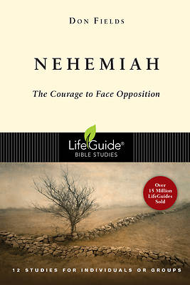 Picture of LifeGuide Bible Study - Nehemiah