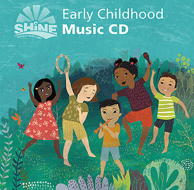 Picture of Shine Early Child Music CD 2017-2020