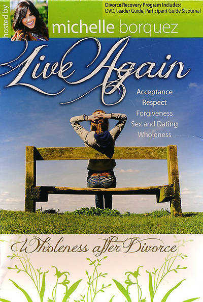 Picture of Live Again: Wholeness After Divorce complete Kit