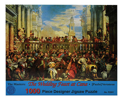 Picture of The Wedding Feast at Cana Puzzle