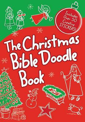 The Christmas Bible Doodle Book:  Pocket-sized edition