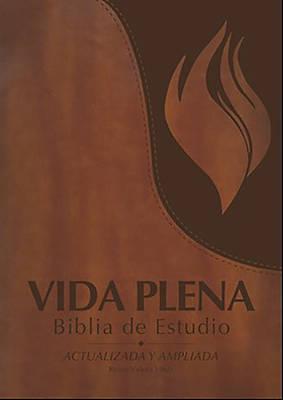 Picture of Vida Plena Biblia de Estudio - Actualizada Y Ampliada - Con Índice