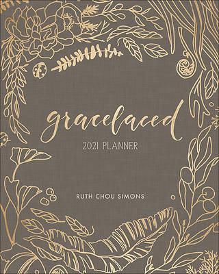 Picture of Gracelaced 2021 12-Month Planner