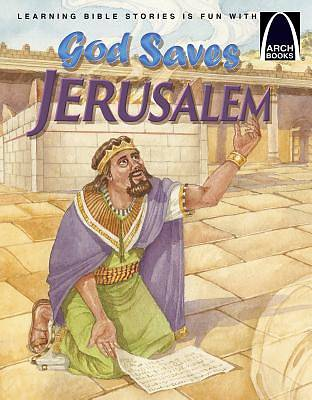 Picture of God Saves Jerusalem