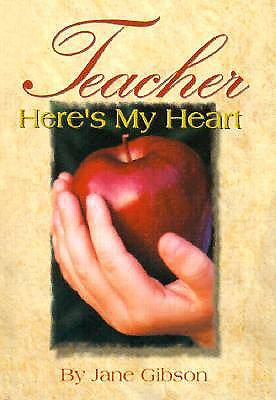 Teacher, Heres My Heart