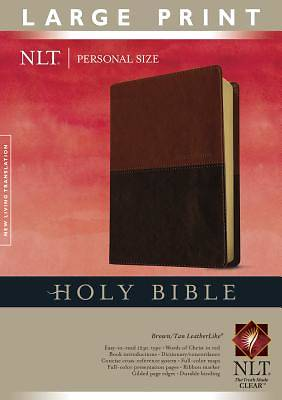 Personal Size Bible NLT