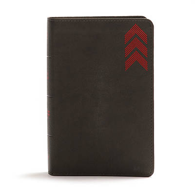 CSB On-The-Go Bible, Charcoal