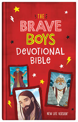 Picture of The Brave Boys Devotional Bible