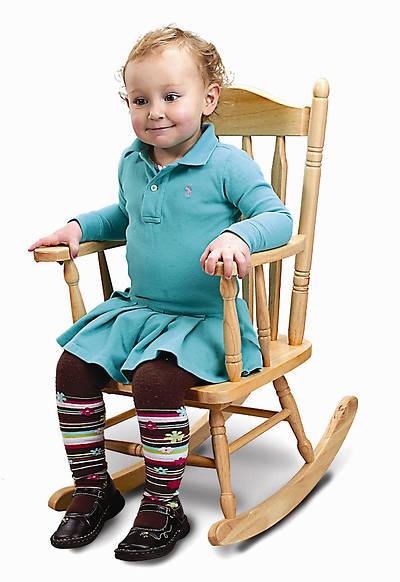 Picture of Child's Rocking Chair