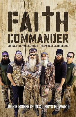 Faith Commander Adult Study Guide