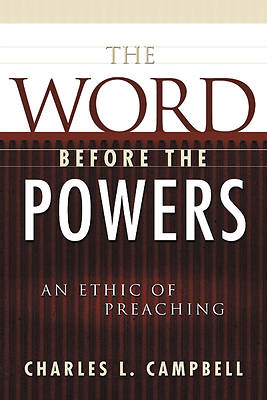 Picture of The Word Before the Powers