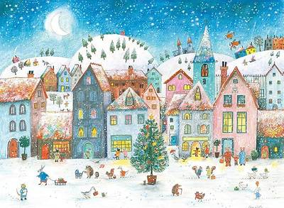Picture of Wintervillage Advent Calendar