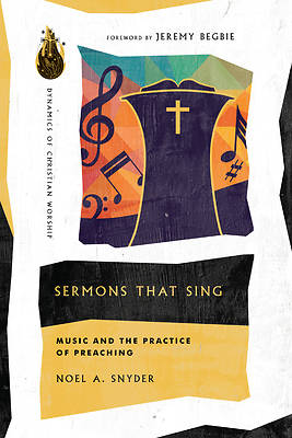 Picture of Sermons That Sing