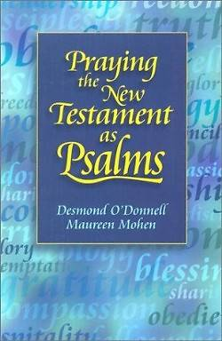 Picture of Praying the New Testament as Psalms