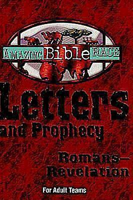 Amazing Bible Race - For Adult Teams (Romans-Revelation) - eBook [ePub]