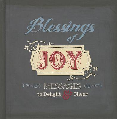 Blessings of Joy - Book
