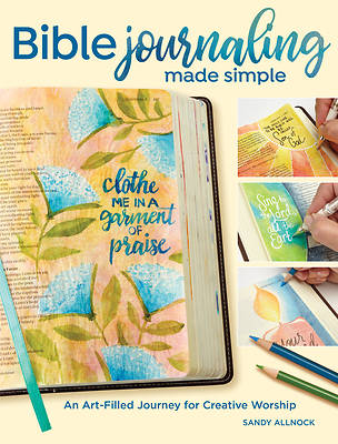 Picture of Bible Journaling Made Simple