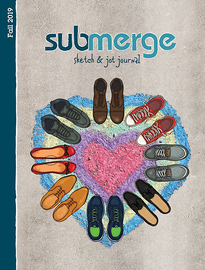 Submerge Sketch & Jot Journal Fall 2019