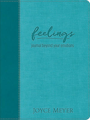Picture of Feelings (Teal Leatherluxe¿ Journal)