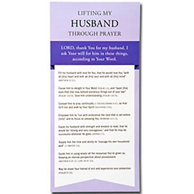 Lifting My Husband Through Prayer (25-Pack)
