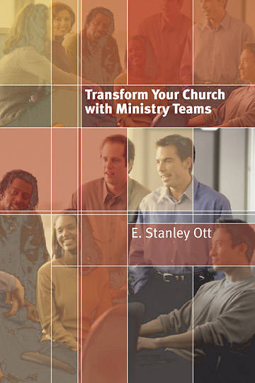 Picture of Transform Your Church with Ministry Teams