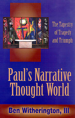 Picture of Paul's Narrative Thought World