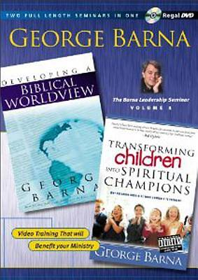 Picture of The Barna Leadership Seminar DVD