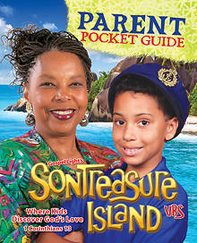 Gospel Light VBS 2014 SonTreasure Island Parent Pocket Guide 10pk