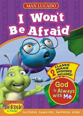 I Wont Be Afraid DVD