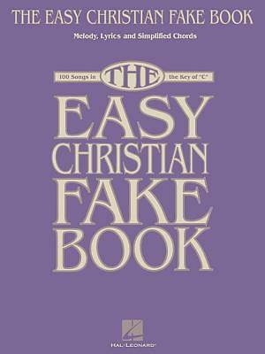 Picture of The Easy Christian Fake Book