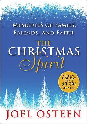 The Christmas Book by Joel Osteen